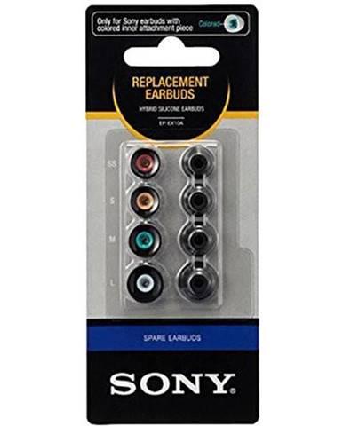 Príslušenstvo Sony silikonové koncovky čierne