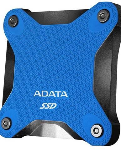 SSD externý Adata SD600Q 480GB modrý