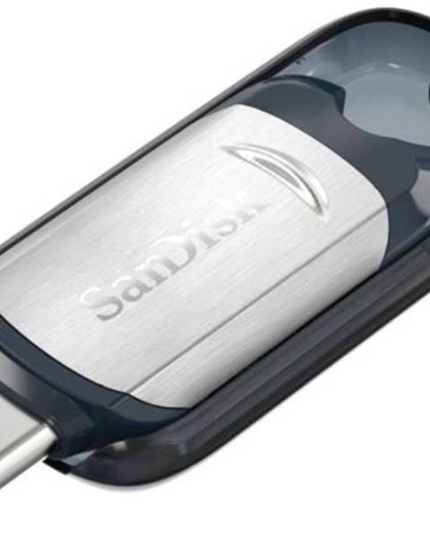 Sandisk USB flash disk Sandisk Ultra 32GB USB-C čierny/strieborný