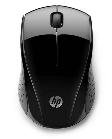 Myš  HP 220 čierna