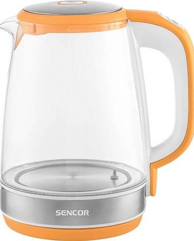 Rýchlovarná kanvica Sencor SWK 2193OR oranžov