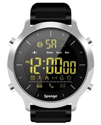 Inteligentné hodinky Sponge Smartwatch Surfwatch čierny