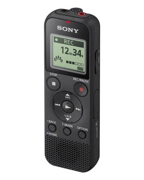 Sony Diktafón Sony ICD-PX370 čierny