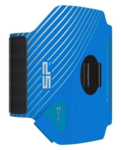 Držiak na mobil SP Connect Running Band modrý