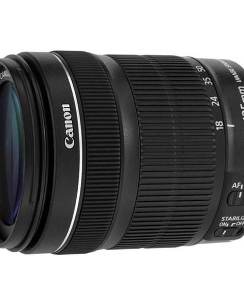 Canon Objektív Canon EF-S 18-135 mm f/3.5-5.6 IS STM + EW73B + LC kit