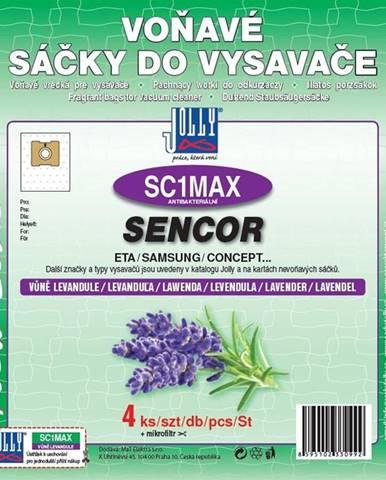 Sáčky pre vysávače Jolly MAX SC 1 lavender perfume