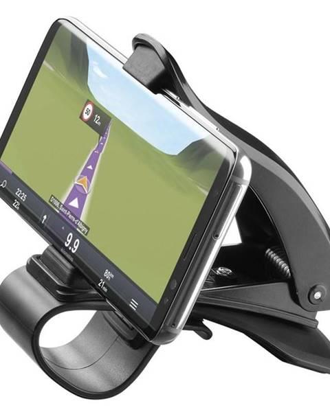 CellularLine Držiak na mobil CellularLine Pilot View čierny