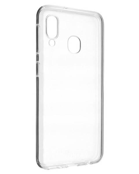 FIXED Kryt na mobil Fixed na Samsung Galaxy A20e priehľadný