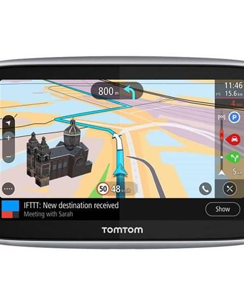 Tomtom Navigačný systém GPS Tomtom GO Premium 6 World Lifetime čierna