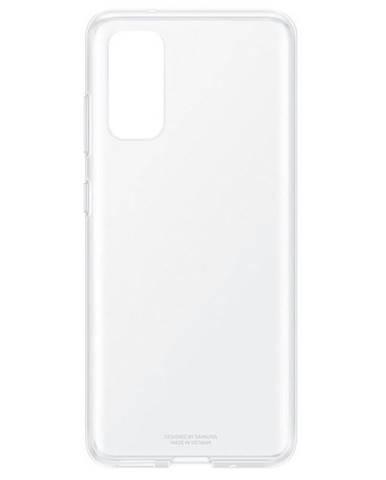 Kryt na mobil Samsung Galaxy S20 priehľadný