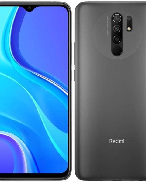 Xiaomi Mobilný telefón Xiaomi Redmi 9 32 GB - Carbon Grey