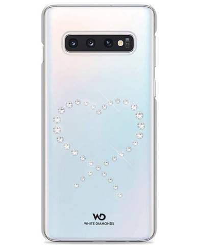 Kryt na mobil White Diamonds Eternity na Samsung Galaxy S10+