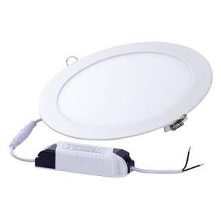 LED panel Emos kruh, 220 x 21 mm, 18W, 1080 lm biely