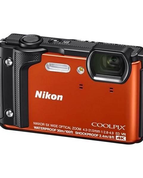 Nikon Digitálny fotoaparát Nikon Coolpix  W300 + 2 v 1 plávací popruh