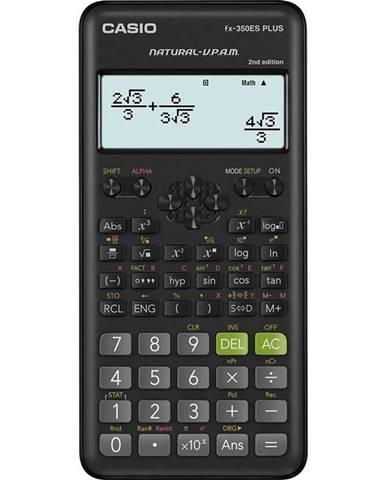 Kalkulačka Casio FX 350 ES Plus 2E čierna