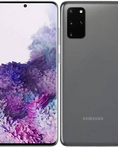 Mobilný telefón Samsung Galaxy S20+ sivý