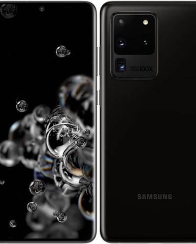 Mobilný telefón Samsung Galaxy S20 Ultra 5G čierny