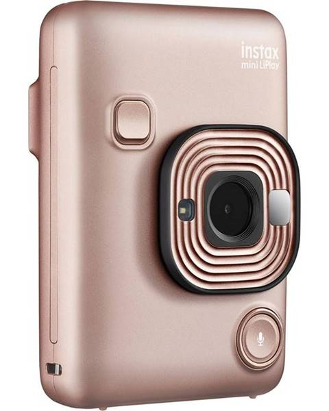 Fujifilm Digitálny fotoaparát Fujifilm Instax Mini LiPlay zlat