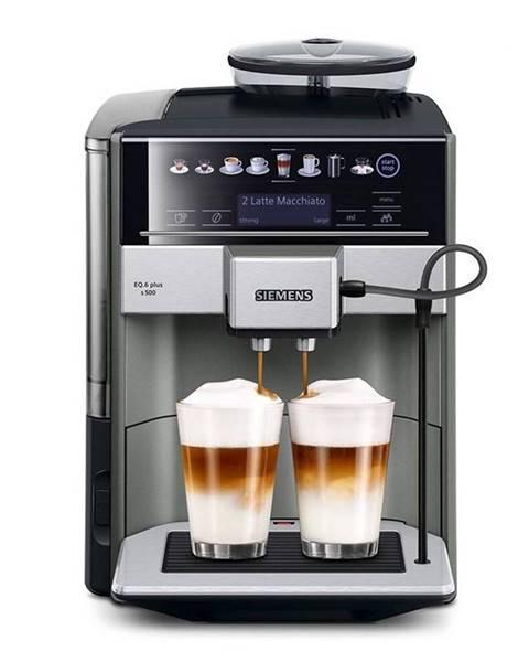 Siemens Espresso Siemens EQ.6 Te655203rw siv