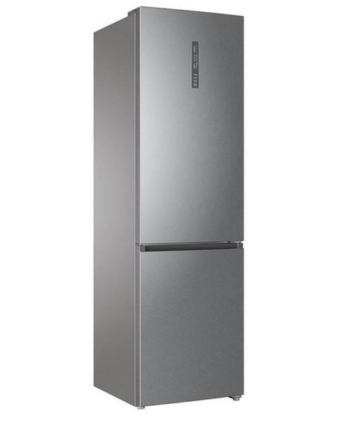 Haier Kombinácia chladničky s mrazničkou Haier C3fe837cgj Titanium