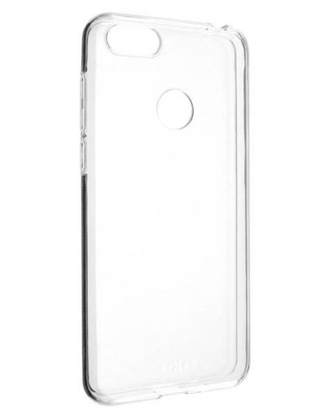 FIXED Kryt na mobil Fixed Skin na Motorola Moto E6 Play priehľadný