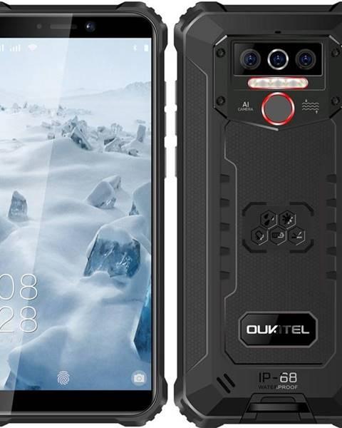 Oukitel Mobilný telefón Oukitel WP5 čierny/červený