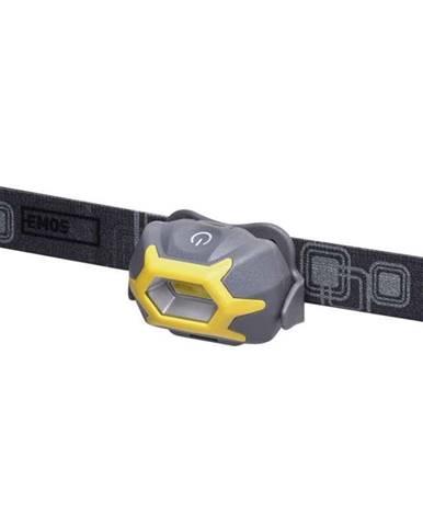 Čelovka  Emos 3 W COB LED