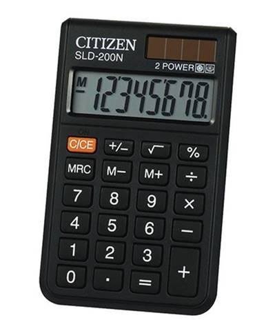 Kalkulačka Citizen SLD-200NR čierna