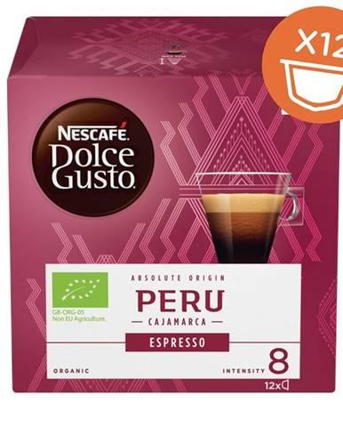 NescafÉ Dolce Gusto® Peru Cajamarca Espresso kávové kapsule 12 ks