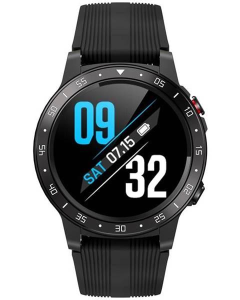 Carneo Inteligentné hodinky Carneo G-Cross platinum čierna
