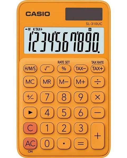 Casio Kalkulačka Casio SL 310 UC RG oranžov