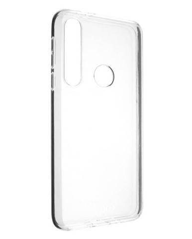 Kryt na mobil Fixed na Motorola One Macro priehľadný