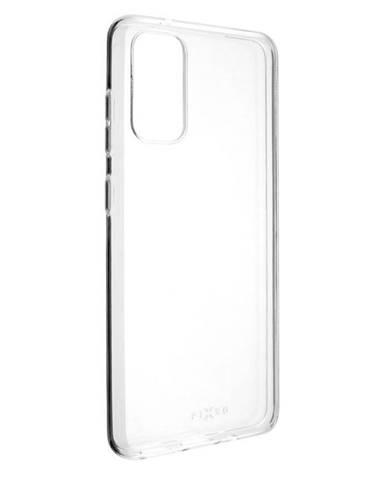 Kryt na mobil Fixed na Samsung Galaxy S20 priehľadný