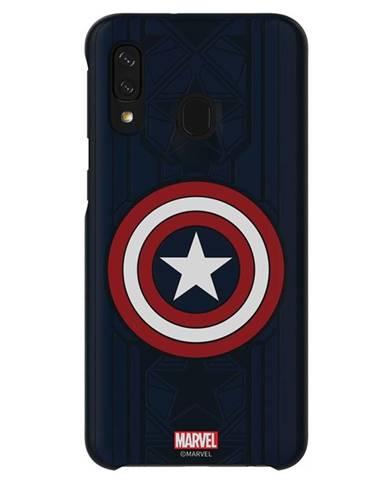 Kryt na mobil Samsung Smart Cover Captain America na Galaxy A40