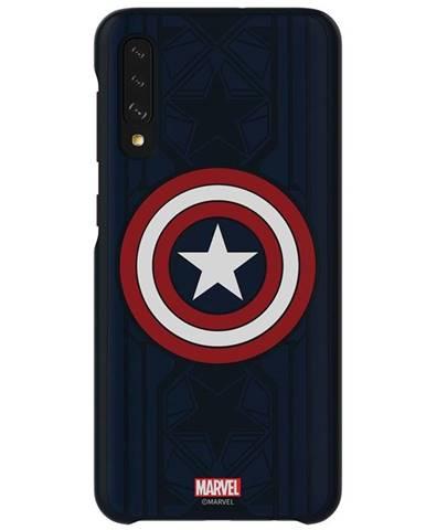 Kryt na mobil Samsung Smart Cover Captain America na Galaxy A50