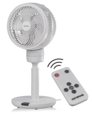 Ventilátor stojanový Orava SF-300 biely