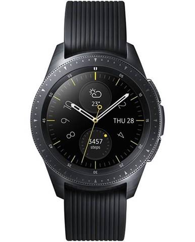 Inteligentné hodinky Samsung Galaxy Watch 42mm čierne