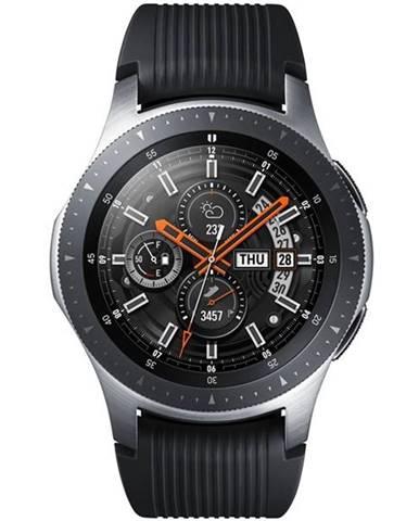Inteligentné hodinky Samsung Galaxy Watch 46mm SK strieborné