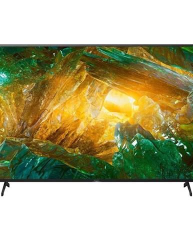 Televízor Sony KD-65XH8096 čierna