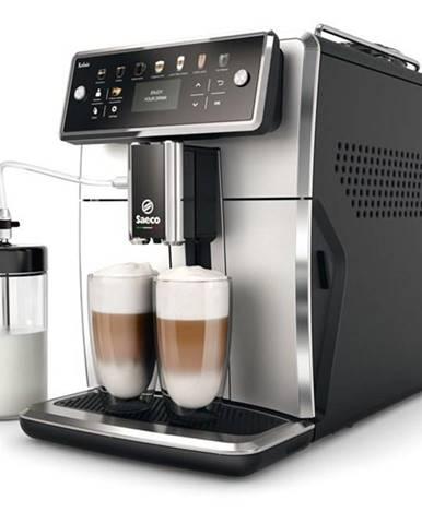 Espresso Saeco Xelsis SM7581/00 čierny/strieborn