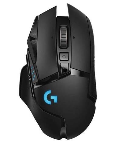 Myš  Logitech Gaming G502 Lightspeed Wireless čierna
