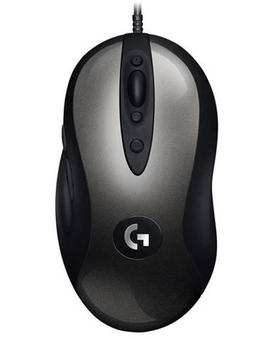 Myš  Logitech Gaming MX518 čierna