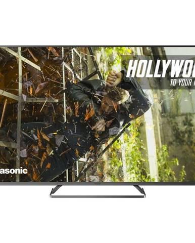 Televízor Panasonic TX-65HX810E čierna/strieborn