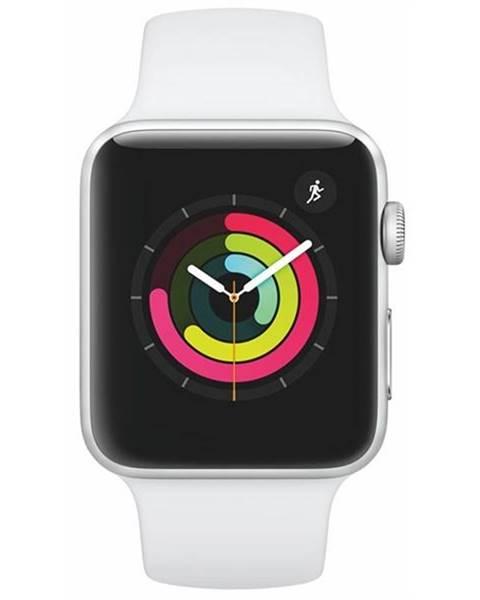 Apple Inteligentné hodinky Apple Watch Series 3 GPS 42mm púzdro zo