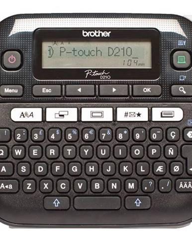 Tlačiareň štítkov Brother PT-D210
