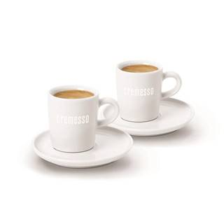 Sada hrnčekov Cremesso Espresso cups