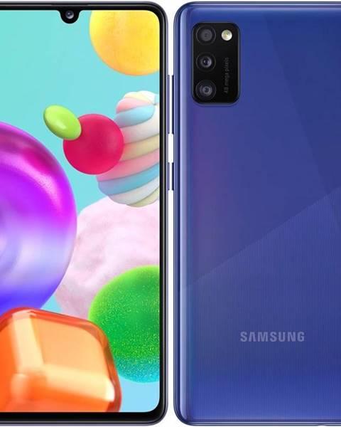 Samsung Mobilný telefón Samsung Galaxy A41 Dual SIM modrý