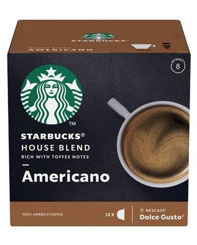 Kapsule pre espressa Starbucks Medium HoBlend 12Caps