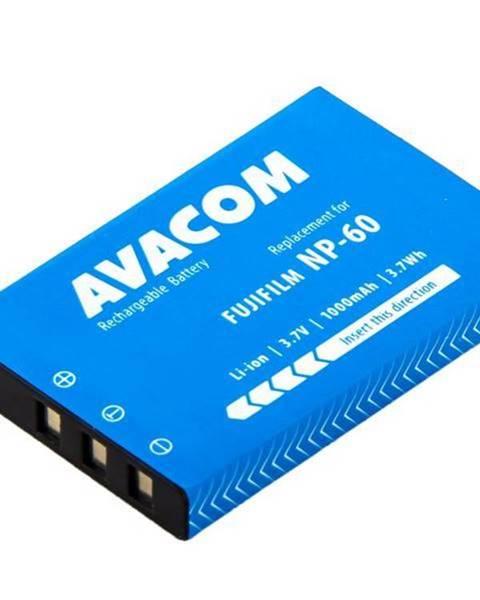 Avacom Batéria Avacom Fujifilm NP-60, Li-Ion 3.7V 1000mAh 3.7Wh