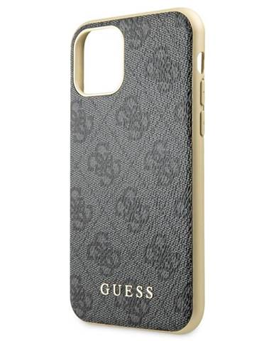 Kryt na mobil Guess 4G na Apple iPhone 11 Pro sivý